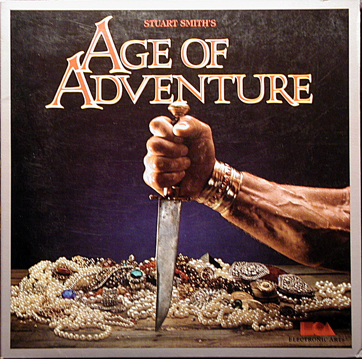 Age of Adventure: Ali Baba and the Forty Thieves sur jdrpg.fr