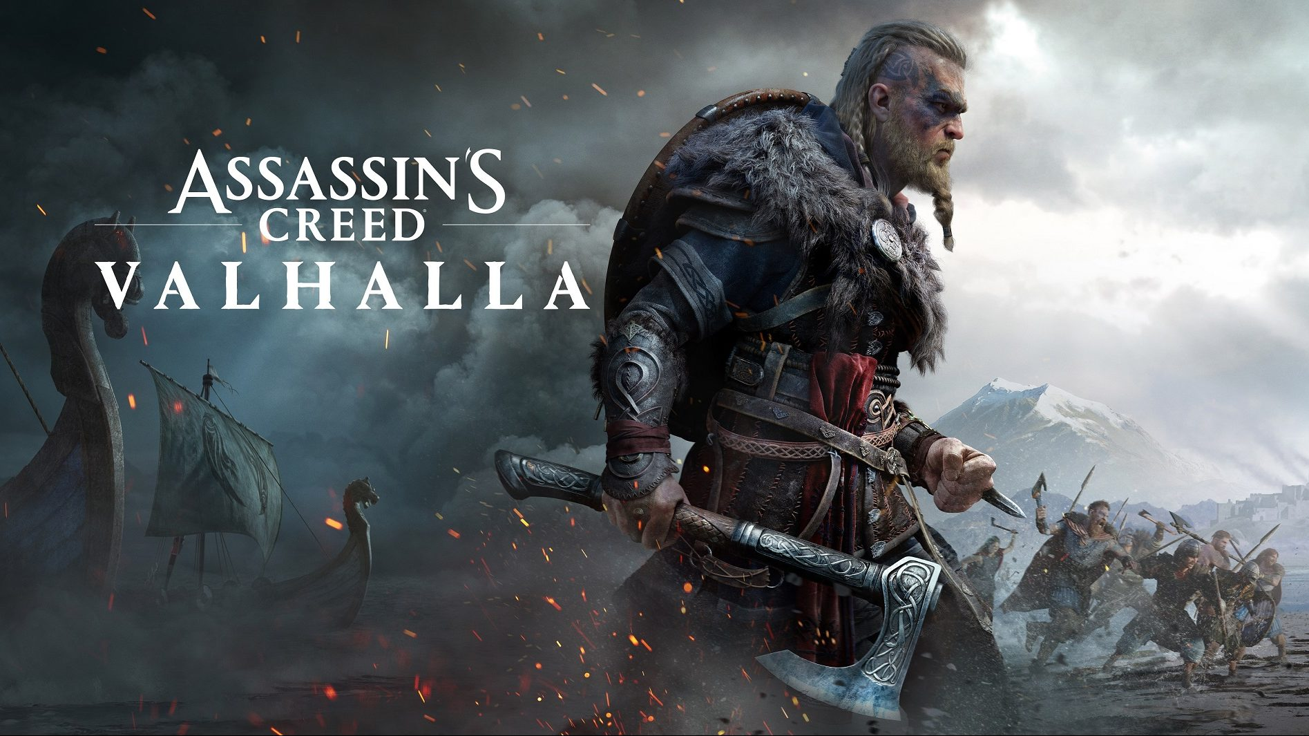 Assassin's Creed: Valhalla sur jdrpg.fr