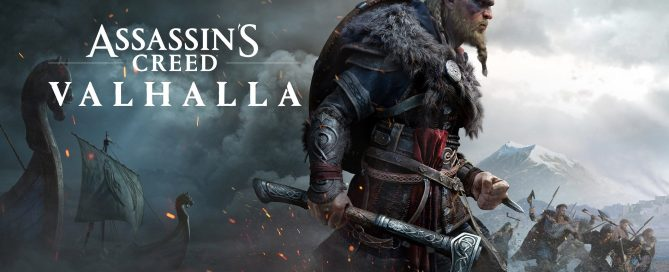 Assassin's Creed: Valhalla sur jdrpg.fr