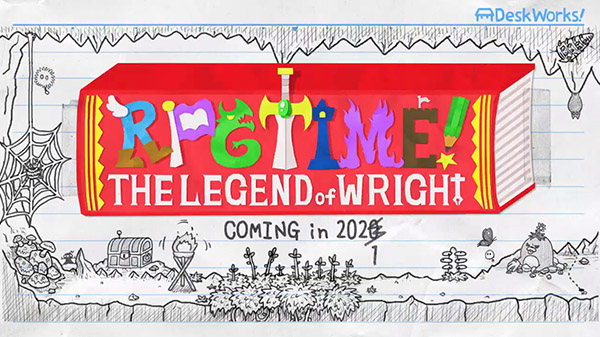 RPG Time: The Legend of Wright est finalement reporté à 2021