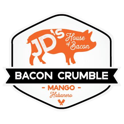 Mango Habanero Bacon Crumble