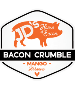 Mango Habanero Bacon Crumble