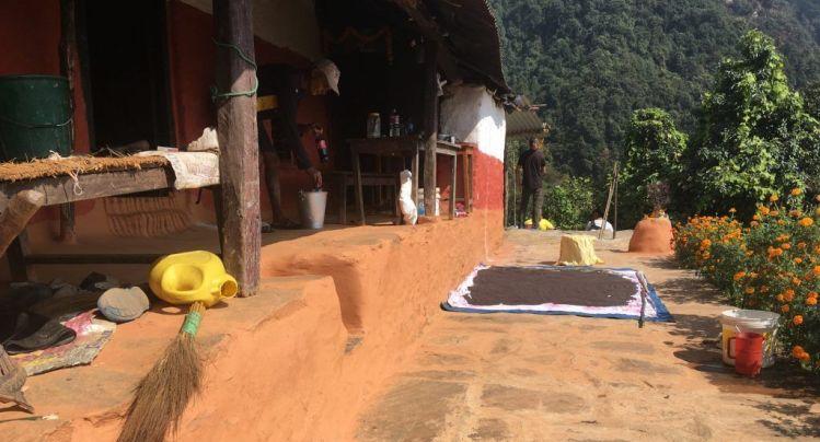 Casa Nepalí