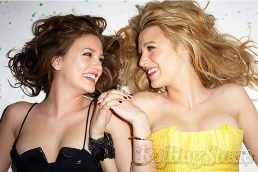 Choice Hotties for April: Blake Lively and Leighton Meester (1/6)