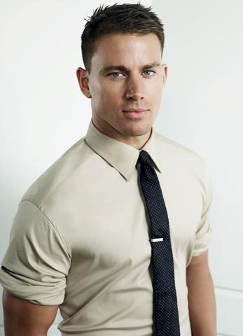 Choice Hottie for July: Channing Tatum (2/6)
