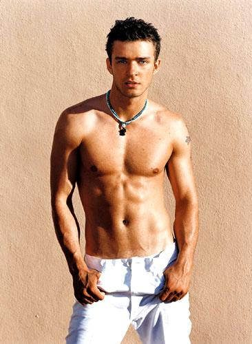 Choice Hottie for September: Justin Timberlake (1/6)