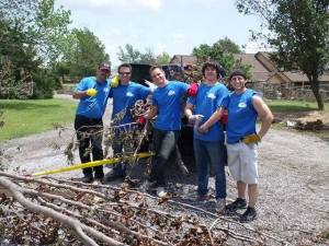 Mission Team in Oklahoma
