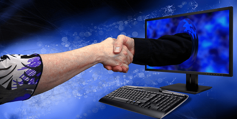 social media marketing means making connections