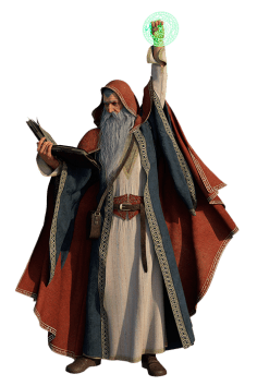 Fantasy Tropes - Overpowered Hero