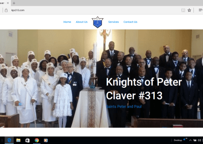 Knights of Peter Claver, #313