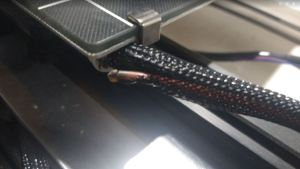 Chiron heated bed cable break