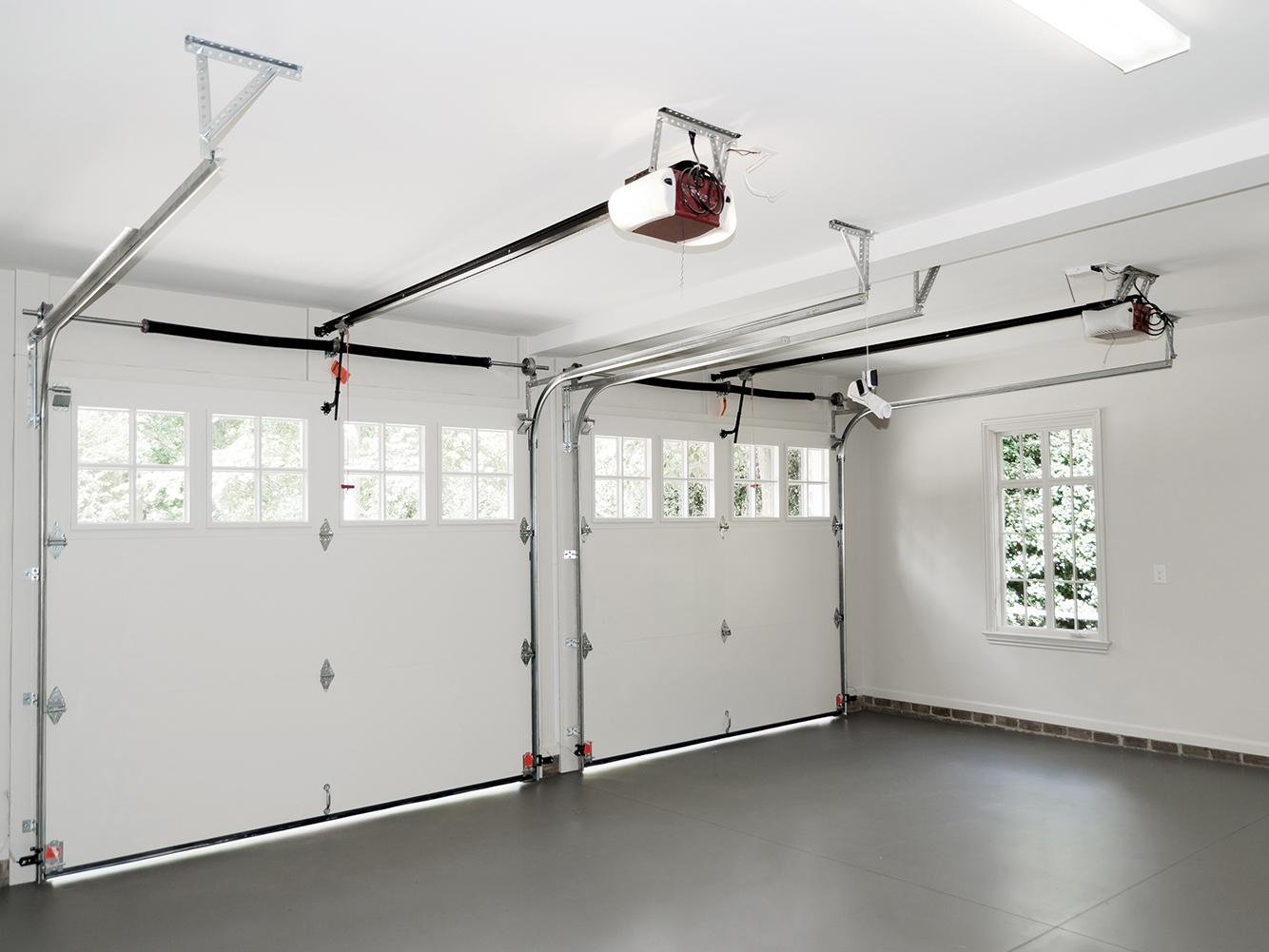 For Installing An Electric Garage Door Opener For Residential Doors
