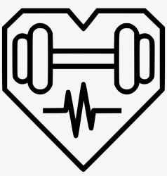 18 184453 dumbbells clipart health fitness health and fitness icon Jd Thomson & Assoc