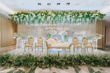 JDV WEDDING PLANNER GROVE SUITES KUNINGAN INTIMATE WEDDING