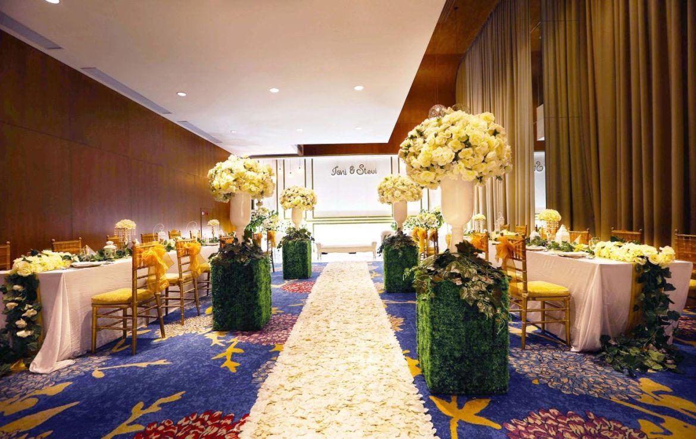 JDV Wedding Planner Morrissey Intimate Wedding Hotel
