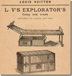 (Catalogue Vuitton: malle-lit 1892. source Wiki)