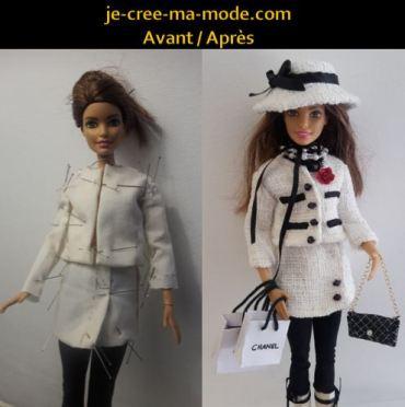 Patronnage Barbie
