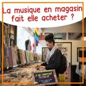 musique en magasin