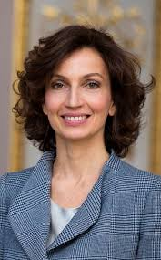Audrey Azoulay - femmes de science Nations Unies