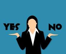 La peur pour prendre des décisions sans risque inconsidéré