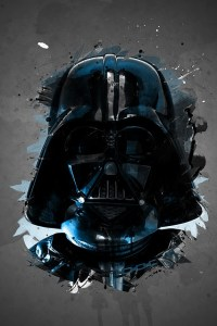 Tête de Darth Vader - Star Wars