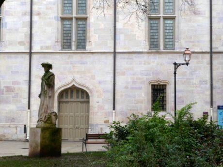 statue Philippe Le bon fils de Jean sans Peur