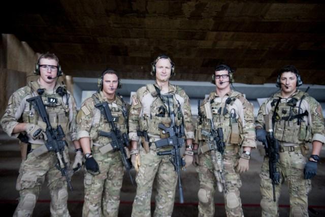 38RQS、バグラム空軍基地にて。