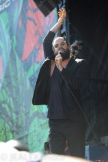 Father John Misty Performs at Austin City Limits Music Festival 2015 in Austin, Texas on Saturday, October 3.