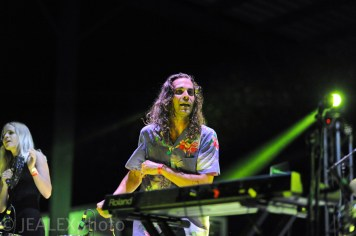 Youngblood Hawke Performs at Float Fest in Martindale, Texas on Sunday, August 30, 2015.