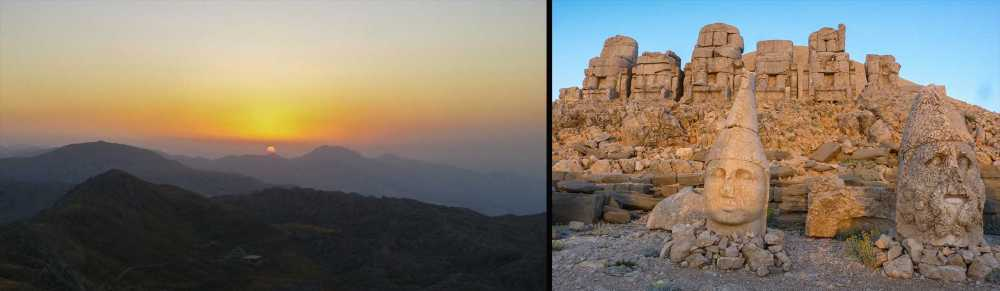 nemrut morning