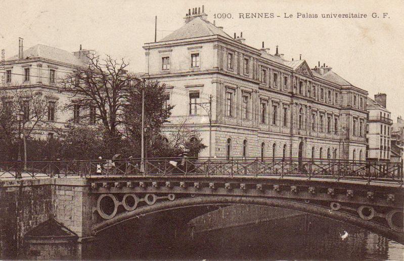 """Résultat de recherche d'images pour """"palais universitaire rennes"""""""