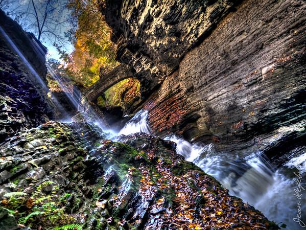 Watkins Glen State Park hike