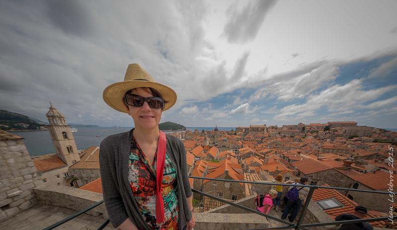 Dubrovnik Old City walls