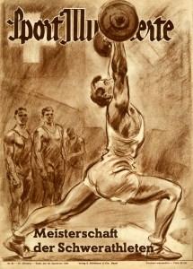 Meisterschaft des Schwerathleten