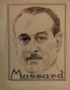 Armand Massard - Front