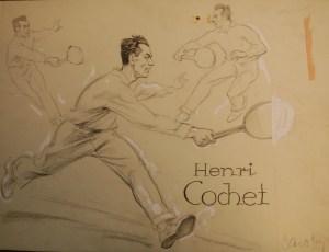 Henri Cochet - Front