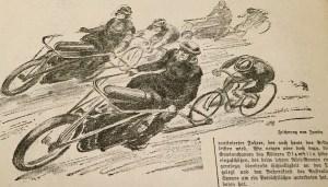 Die Meisterschaften der Berufs-Radfahrer