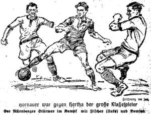 Mornauer war gegen Hertha der große Klassespieler