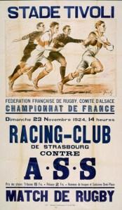 Racing-Club de Strasbourg contre A. S. S