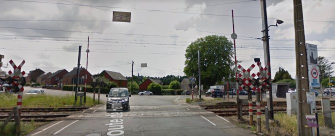 passage niveau milmort (c) google street view