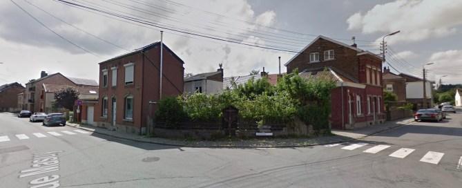 rue Masuy Milmort (c) Google Street View