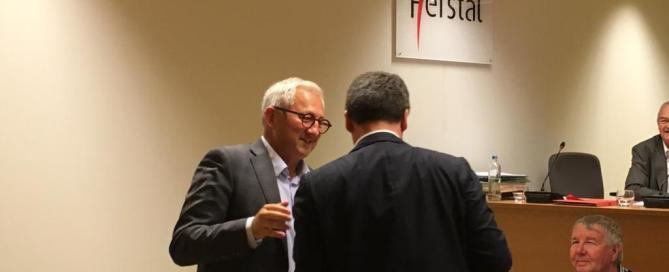 conseil communal herstal 30 septembre 2019 - Lefebvre Daerden