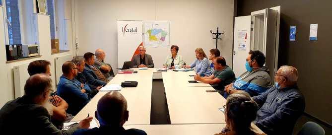 Herstal accueil comites de quartier 2021