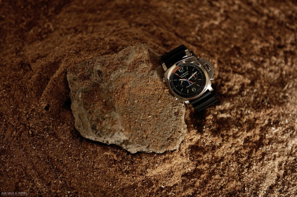Panerai for Saneou Al Hadath Luxury Issue By Jean Ghalo`