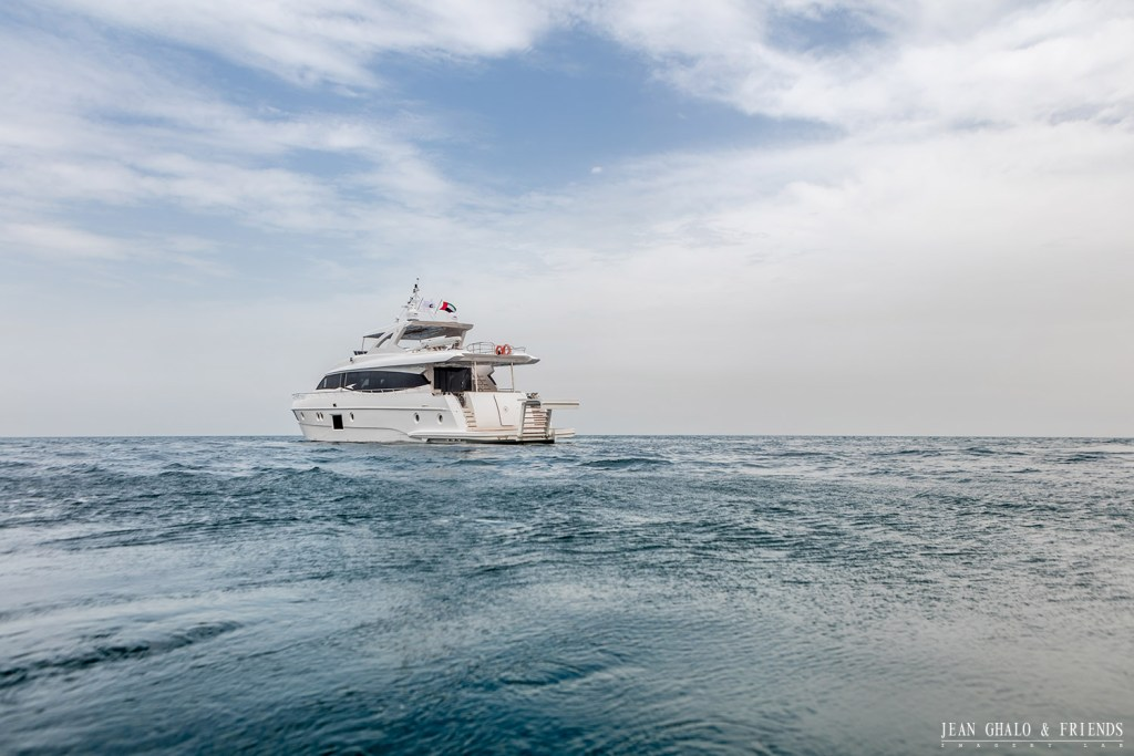 Gulf Craft Yachts Majesty Marine