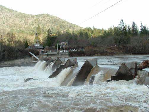 Chiloquin Dam
