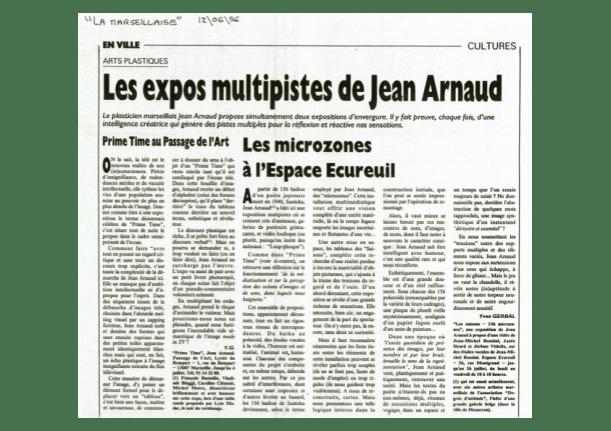 1996-Expos multipistes-Yves Gerbal