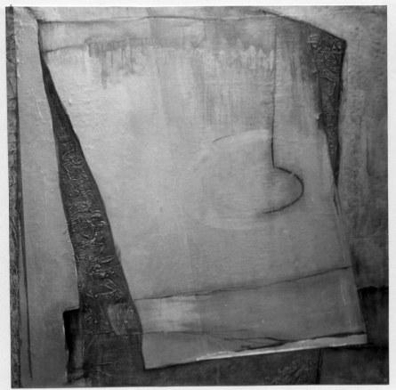 Saturnisme 5, 100 x 100 cm, 1988