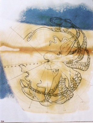 Improbable géométrie 05, 1994