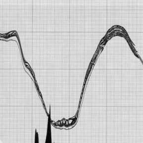 Géométrie de l'eau 05, 2001